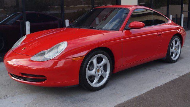 2001 #Porsche 911 #Carrera #Cars - #SanDiego, CA at #Geebo