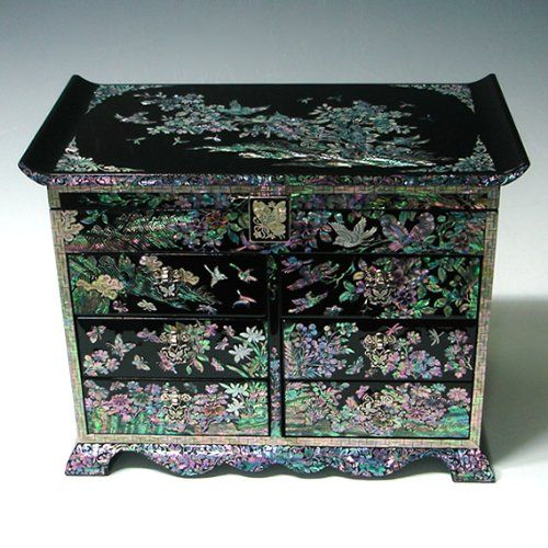 Pink Storage Bins Girls Flower Drawers Chest Dresser: 55 Best Korean Mother Of Pearl Images On Pinterest