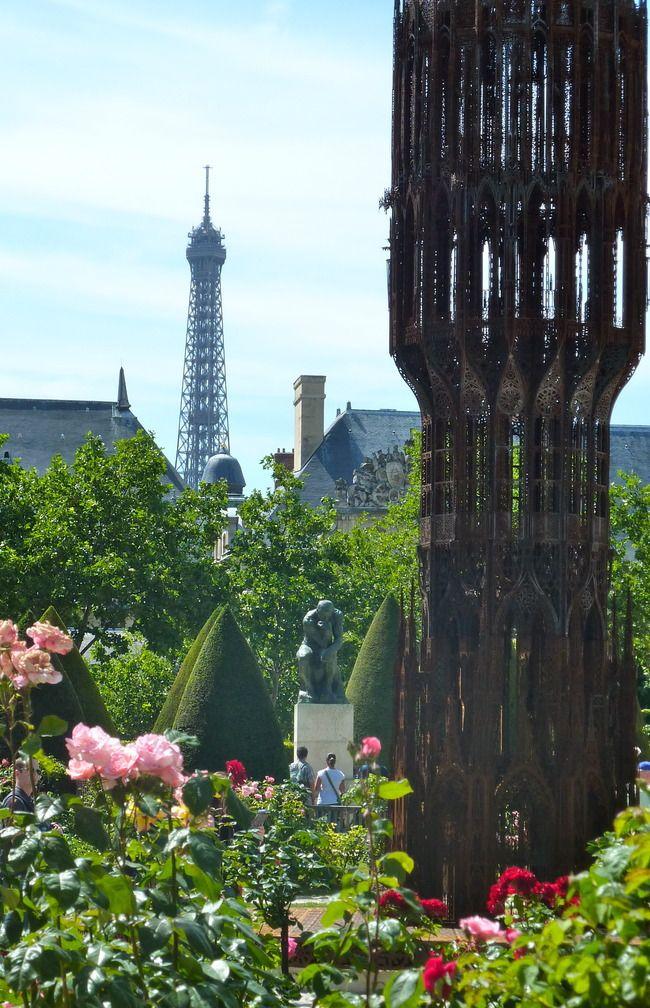 Rodin Museum Paris France (by Uncle Louie)