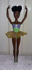 "Disney princesse et la grenouille mattel tiana spinninng ballerina doll 12"""