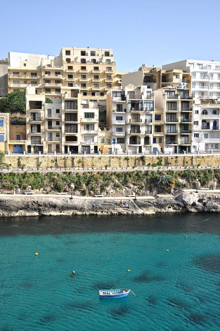 Xlendi Bay (Malta, Gozo)