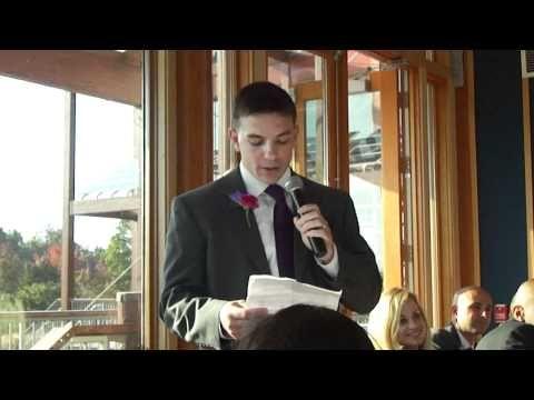 Steve's Hilarious Best Man Speech - YouTube  dawwwwwwww..