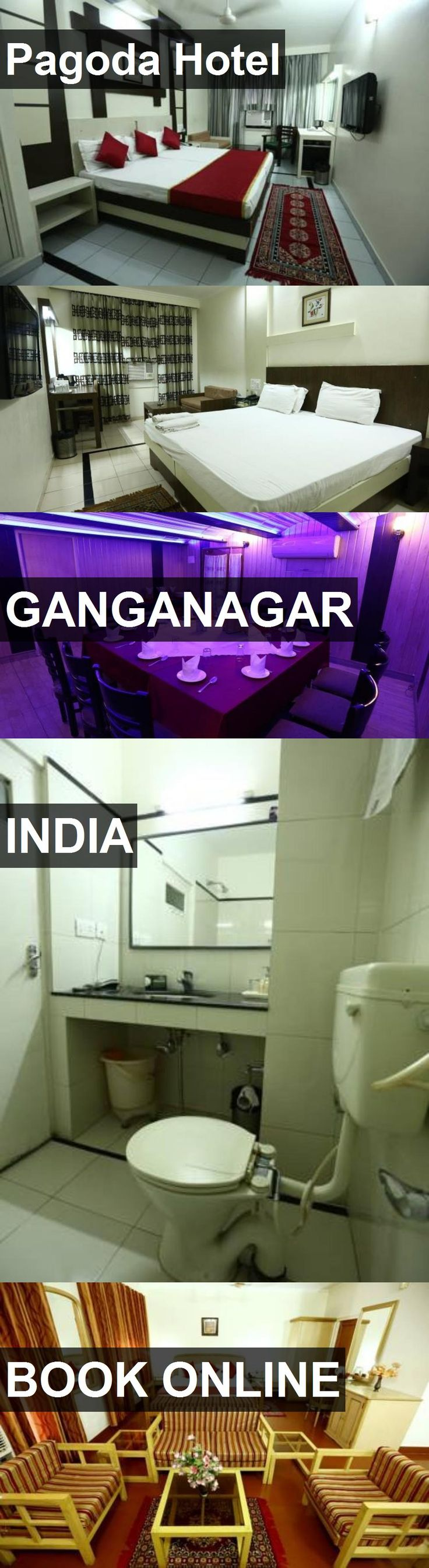 Hotel Pagoda Hotel in Ganganagar, India. For more information, photos, reviews and best prices please follow the link. #India #Ganganagar #PagodaHotel #hotel #travel #vacation