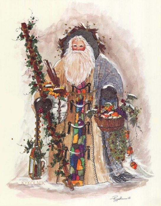 4935 Best Father Christmas Images On Pinterest Father