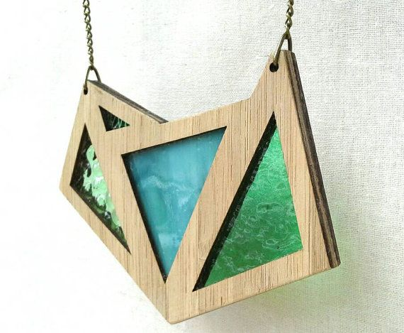 Jewellery by Synergy Glass Art. We are The Make It Collective. www.themakeitcollective.com