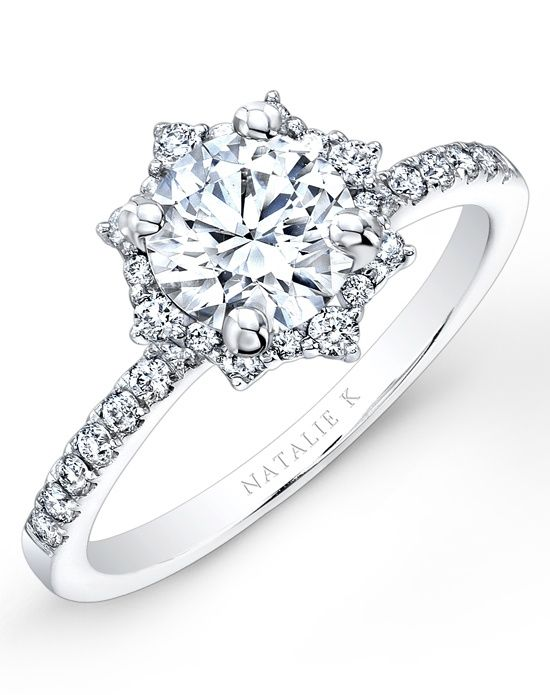 Eternelle Collection - NK26674-W by Natalie K // More from Natalie K: http://www.theknot.com/gallery/wedding-rings/Natalie K