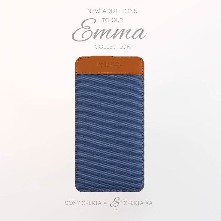 Today we welcome four new products to our Emma-series. Our popular flip cases made from leather and elegant fabric are now available for the Sony Xperia X and XA. You can choose between a darker anthracite shade and a bright blue. Get it now.  Link to our flip cases in bio and here: amzn.kalibri.de/emma-xperia  #newin #kalibri #genuineleather #mobileaccessories #sony #sonyxperia #smartphone #leathercase #phone#essentials #leathercase #minimalism #blogger #canvas #design #berlin #leder…