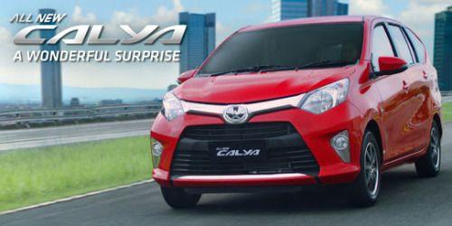 Spesifikasi Harga Kredit Toyota Calya Bandung 2017