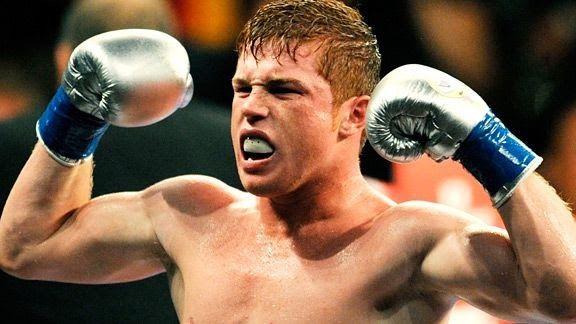 """Saúl """"Canelo"""" Álvarez  defenderá su título del peso mediano ante Amir Khan"""