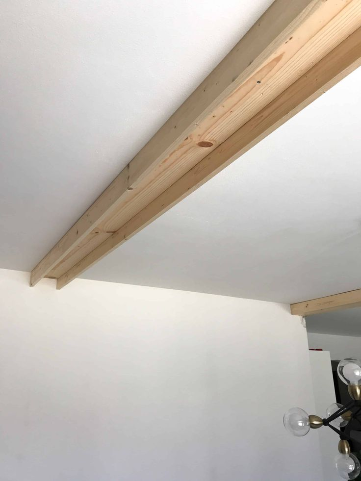 How To Install Faux Wood Beams Faux Ceiling Beams Faux