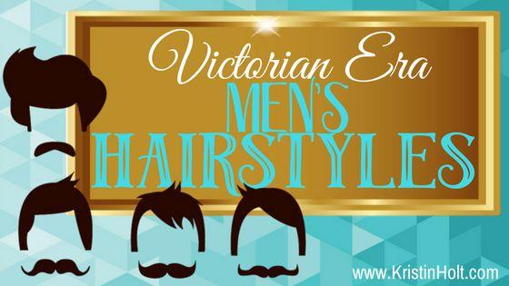 Victorian Era Men's Hairstyles