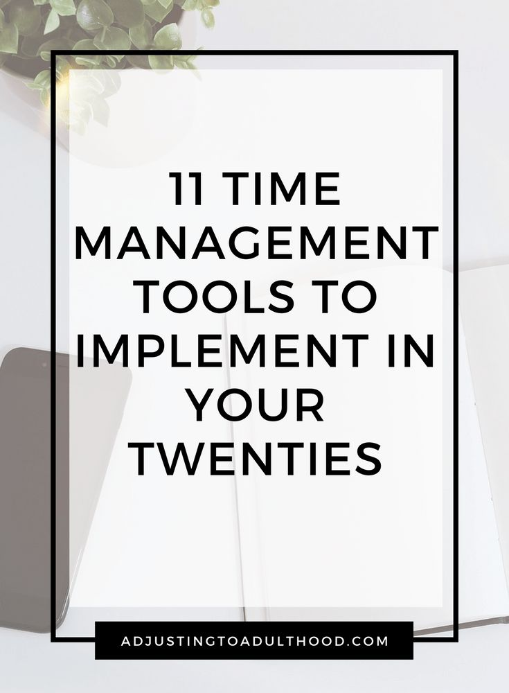 adulthood time management and transition Free time management tips and software to help you manage your time get more done each day with less effort you have reached the best site on the internet for time management on this site you will find lots of free tips, articles and an e-course on how to be more effective, get more done each.