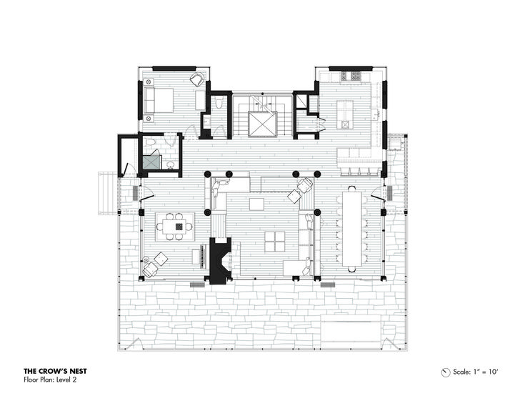 132 best images about arquitectura on pinterest basement for Crows nest house plans