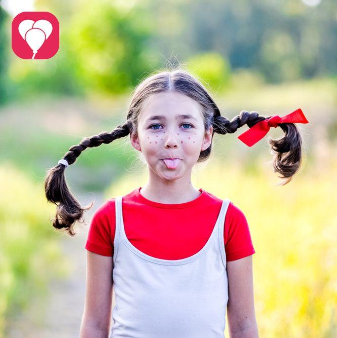 Hier findest Du tolle Spielideen für einen lustigen Kindergeburtstag unter dem Motto Pippi Langstrumpf sowie eine kostenlose Vorlage zum Download!