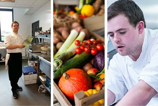 So proud to see Devon Apprentice and Chef Academy star Dave Gobbett in the Plymouth Herald!  Congratulations to his success in the HITMasterChef competition in the West region! Next up - the National Finals!
