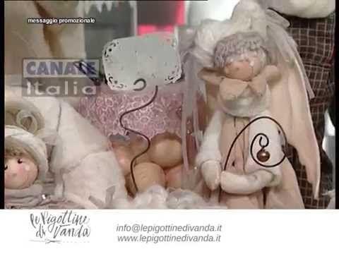 Le Pigottine di Vanda-Angelo-Video+Cartamodello