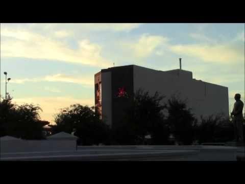 Edificio Melchor Ocampo, Chihuahua, México 03/Jan/2014 #3 メキシコ/チワワの市民登録事務所メルチョール・オカンポ - YouTube