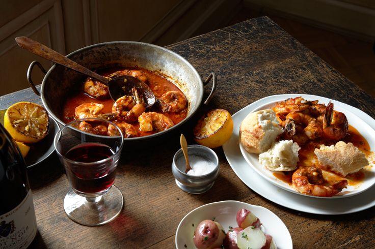 Mais de 1000 ideias sobre Barbeque Shrimp no Pinterest | Camarão ...
