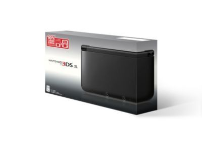 3DS™ XL Hardware Black/Black - Sears | Sears Canada