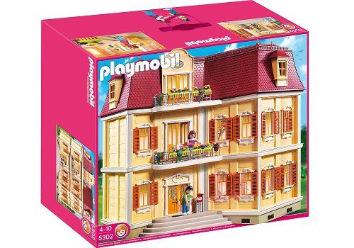 Playmobil - 5302 - Jeu de construction - Maison de ville Playmobil http://www.amazon.fr/dp/B003AQBWS0/ref=cm_sw_r_pi_dp_iXiVvb15F7B3B