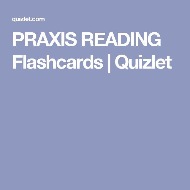 praxis reading practice test pdf