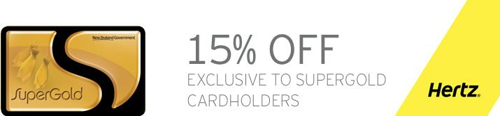 SuperGold Card Offer