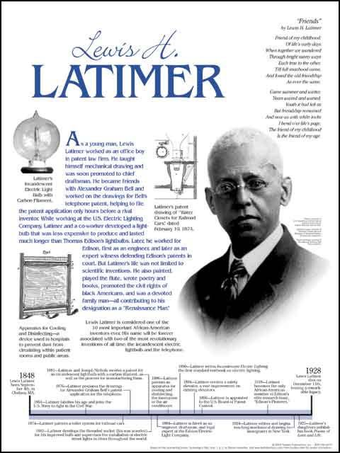 THIS IS THE REAL INVENTOR OF ELECTRICITY LEWIS LATIMER STOLEN FACTS MUST BE TOLD,without MR.LATIMER WE MAY BEEN STILL IN THE DARK! JEAN DAVIS PINTEREST Boards