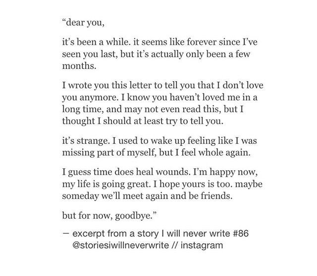 Love Quotes About Life: Excerpt From A Story I Will Never Write