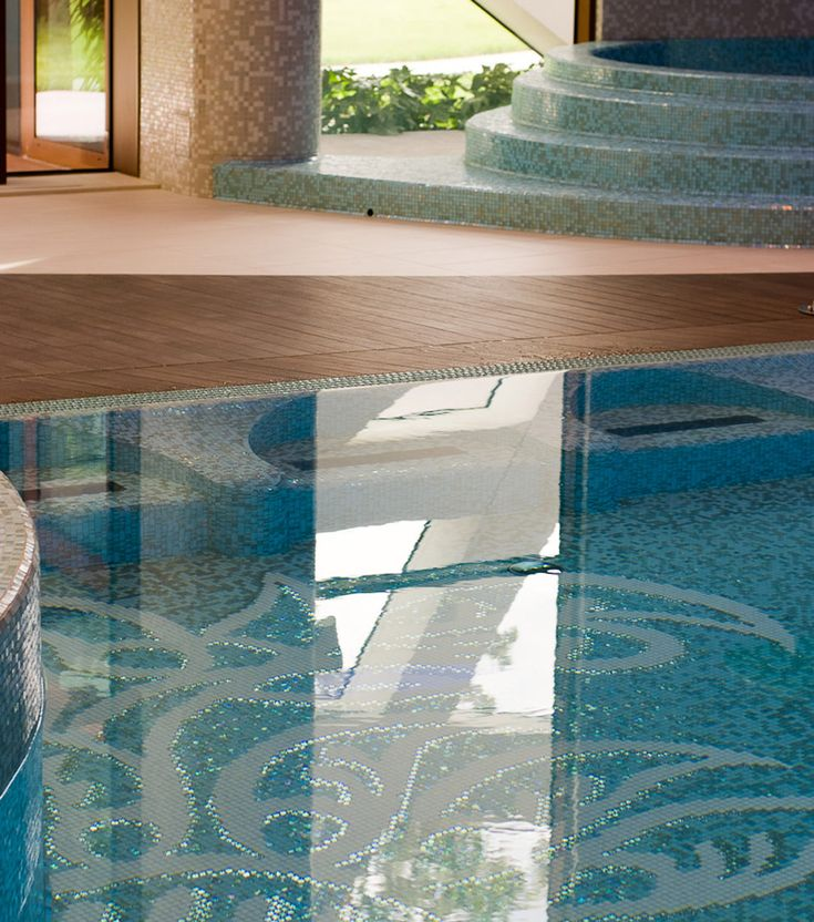 17 best images about exclusive pools 39 finishing on - Mosaic pool tiles ...