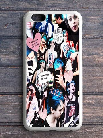 5 Second Of Summer Michael Clifford iPhone 5|C Case