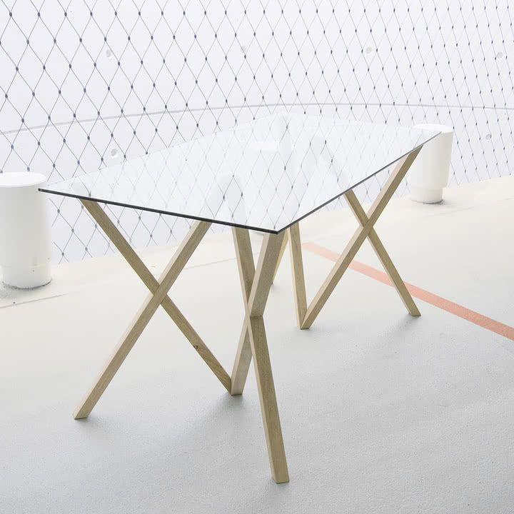 die besten 25 tischbock ideen auf pinterest ikea tischbock trestle schreibtisch und ikea. Black Bedroom Furniture Sets. Home Design Ideas