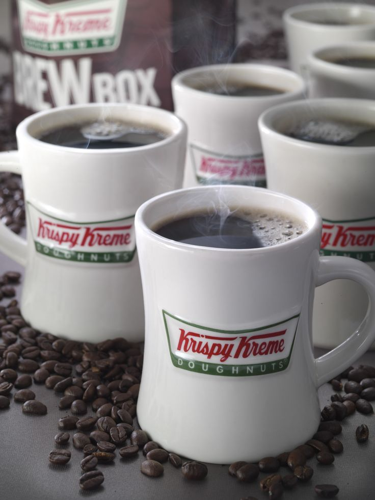 Try the different blends of Krispy Kreme Coffee #NationalCoffeeDay
