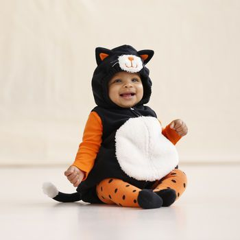 Carter's Little Cat Halloween Costume - Absolutely Precious and on the Carter's site for 15.20 :)! H is going to be one cool cat!