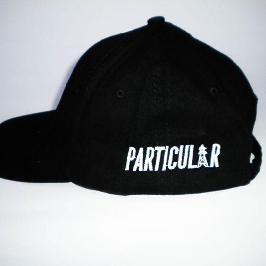 Dadcap Negro con navaja bordada Filtro Uv