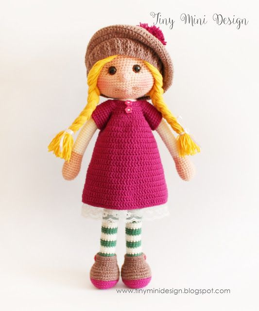 Amigurumi Askina Yilbasi Bebegi : 4842 best images about AMIGURUMI FASHION on Pinterest ...