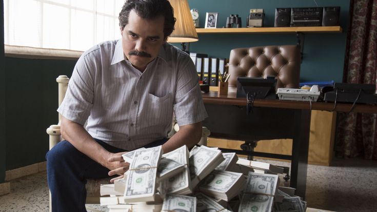 A Colombian Kingpin Gets The 'Goodfellas' Treatment In 'Narcos' : NPR