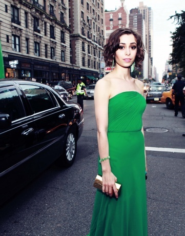 Cristin Milioti, How I met your mother's mysterious mom!!! Finally