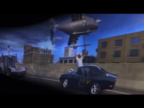 ▶ FULL Fast and Furious: Supercharged ride at Universal Studios Hollywood - YouTube