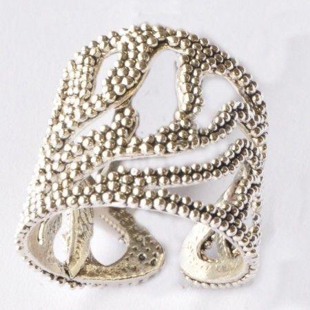 - Gioielli Sardi in argento : Anello tipico Sardo