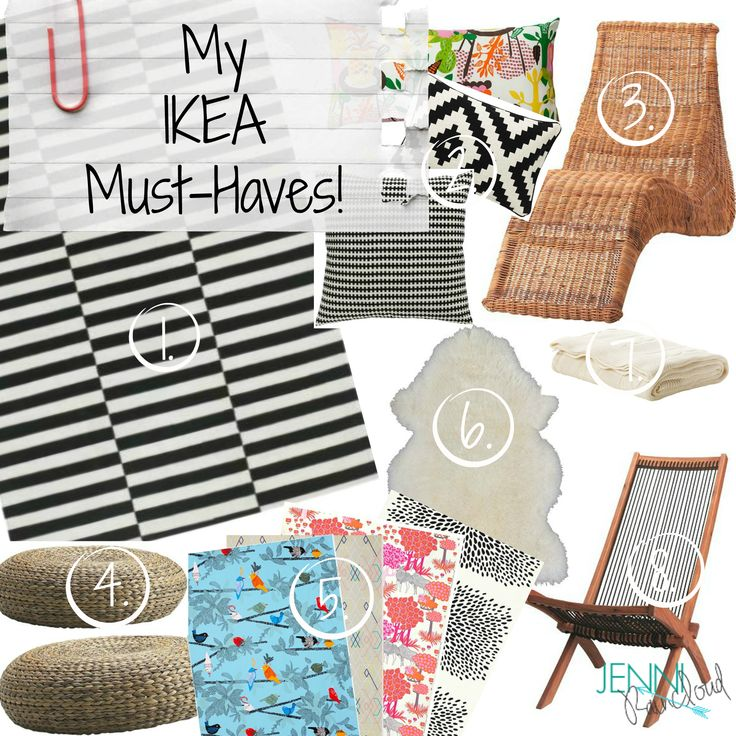 Top Ikea Must Haves!