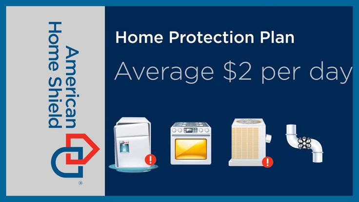 Home Protection Plan - Get a Good Home Warranty | American Home Shield