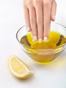 Healthy Nails with home remedies - realbeautyspot.com