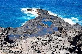 Olivine Pools in Maui. I wish I was there now. Well, maybe not now - it would be very dark but I wish I was there tomorrow morning.