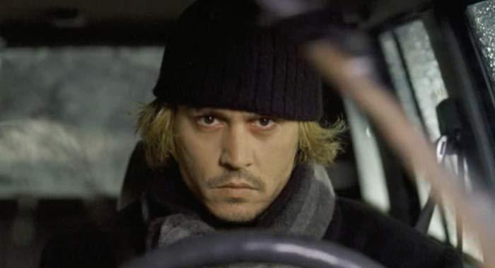 Johnny in Secret Window...