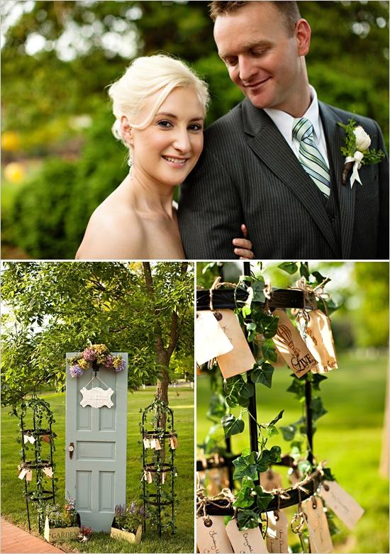 Love the door backdrop for vintage wedding  sc 1 st  Pinterest & 86 best Doors Screens and Shutters images on Pinterest   Rustic ...