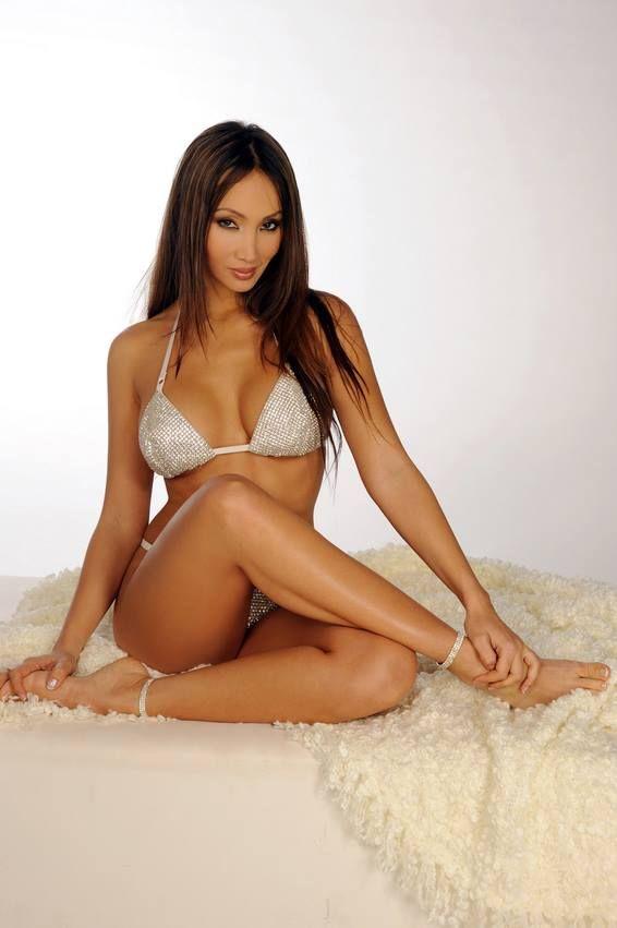 Celine Tran Katsuni Hot Hottest Models Model