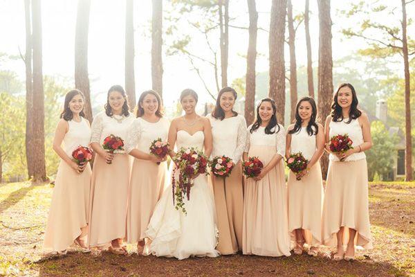 Beige Bridesmaid Dress: 25+ Best Beige Bridesmaid Dresses Ideas On Pinterest