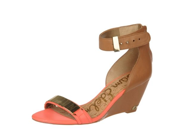 These fabuluos shoes will carry you stylishly through spring and into summer! SERENA Sam Edelman