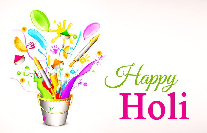 Special Happy Holi Wallpaper for Desktop and Mobile. HD Holi Wishes Greetings. #holi #greetings #wallpaper #hd