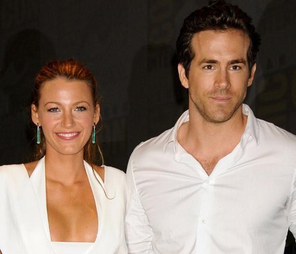 Blake Lively, orgullosa del estilo de su marido Ryan Reynolds